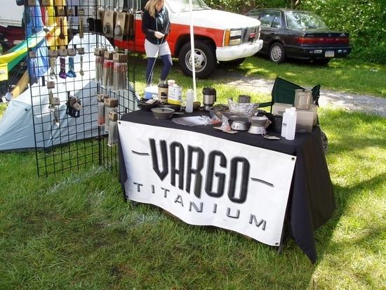 Vargo Titanium