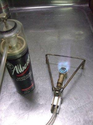 Mantis Gas Stove