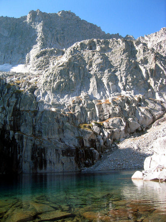 Precipice Lake & Eagle Scout Peak