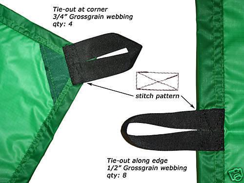 Alpinelite Stitching