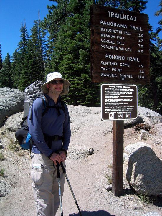 Panorma Trail Trailhead