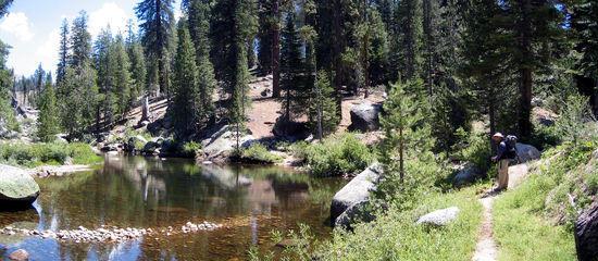 Illilouette Creek 2