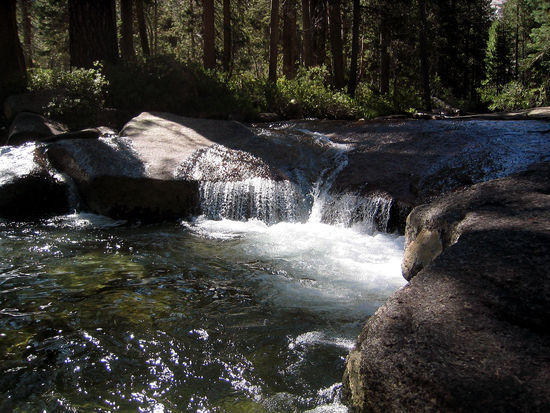 Cools Waters of the Merced River