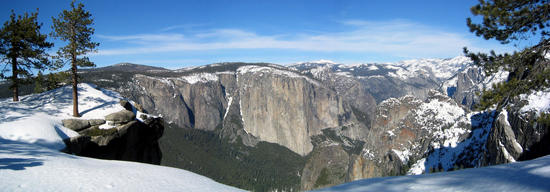 103 View of Crocker Point & El Capitan