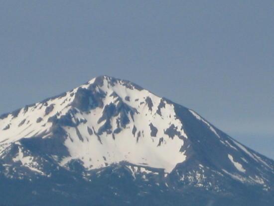 Mt. McGloughlin