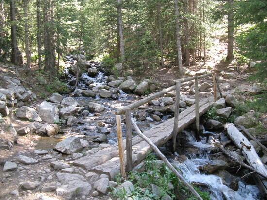 Bridge on Windsor Trail