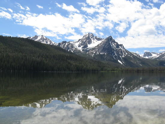Lake Stanley Sawtooth National Forest