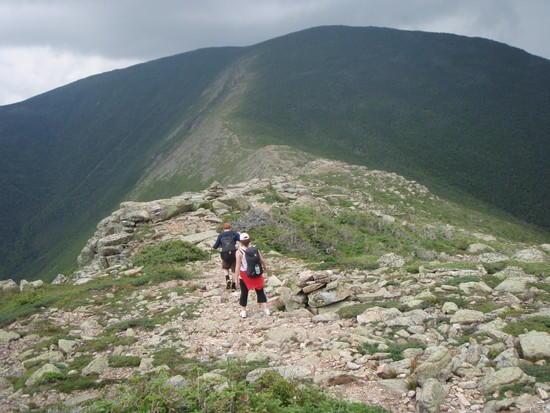 ridge walk over to bond