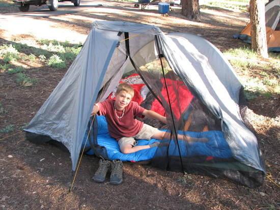 My poor tent
