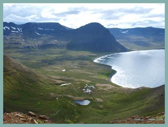 islande 2008 hornstrandir