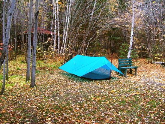 Ray-Way tarp and net tent