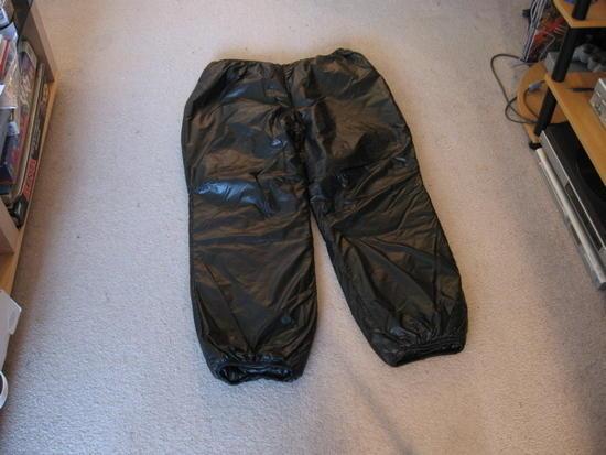 climashield pants