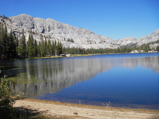 Upper Buck Lake - Emigrant Wilderness - Sept. 24, 2008