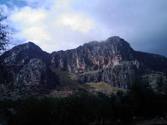 above montejaque