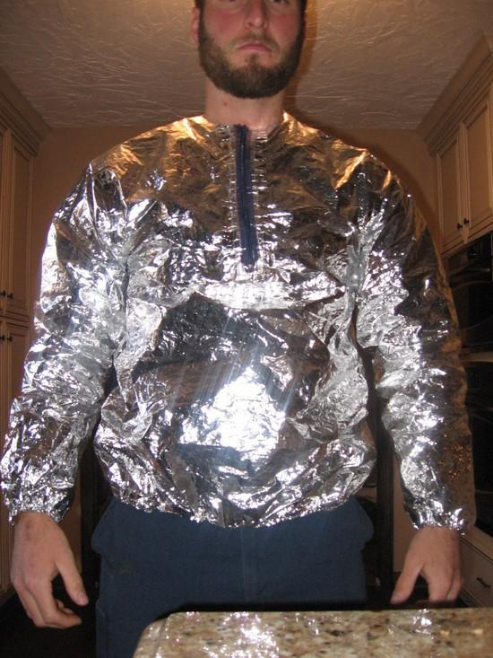 Mylar VB jacket