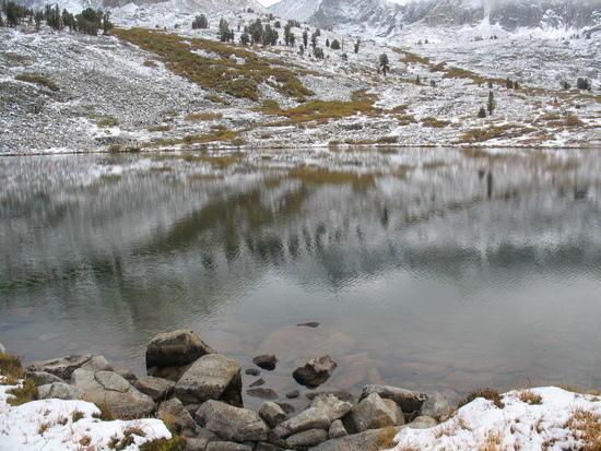 Upper Sphinx Lake