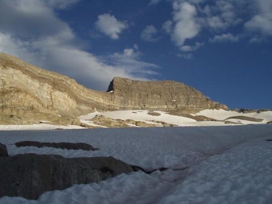 Treasury Mountain, maybe