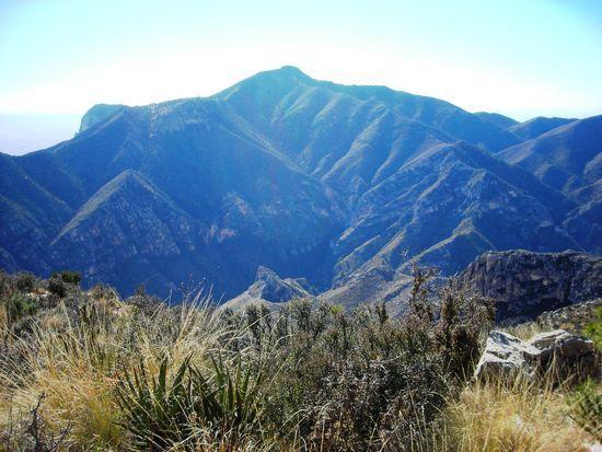 Guadelupe Peak