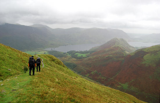 Looking to Buttermere