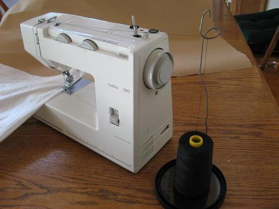 cone holder for sewing machine