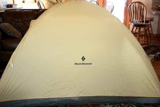 first light tent