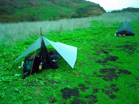 Ken Thompson's Shelter