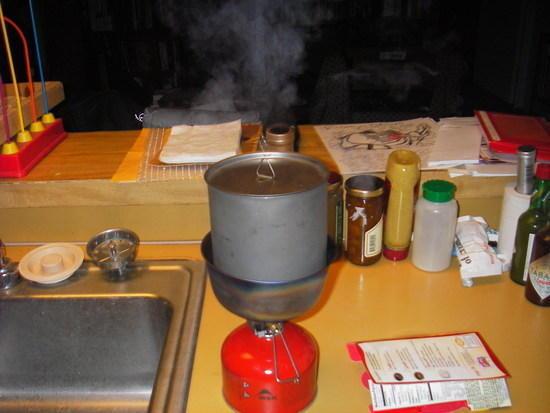 Betty Crocker boiling pot