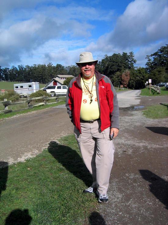 Denis Hazelwood West Coast Trail Angel