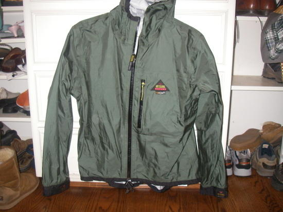 ID Event Jacket Green Size Large
