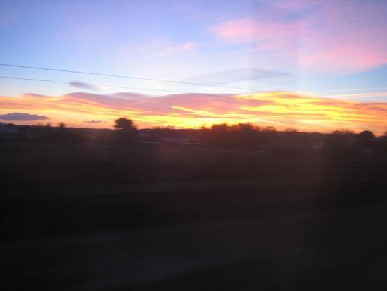 dawn train