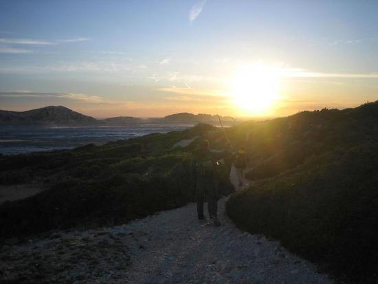 sunsetshajipose