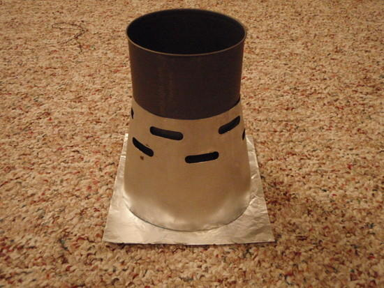 Trappers Mug and Modified Caldera Cone 2