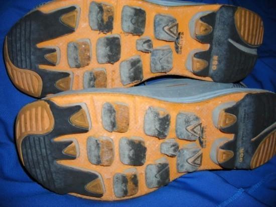 Golite shoe wear