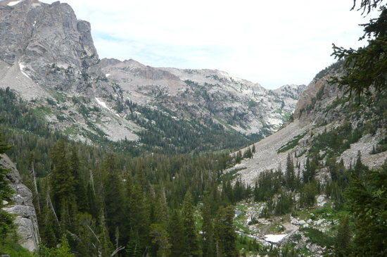 south fork cascade canyon