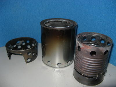 Stove components