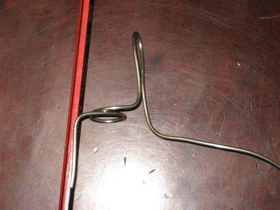 Tube bending example
