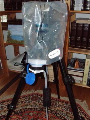 Nalgene, msr gravity water filter