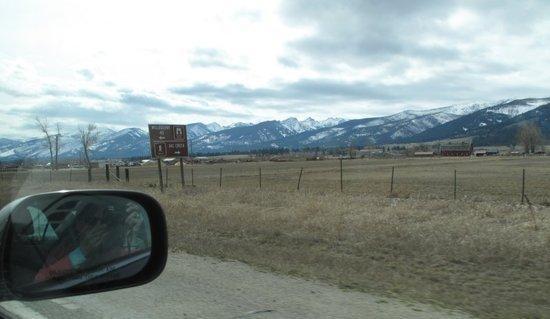 Bitterroot Range, Florence, Montana