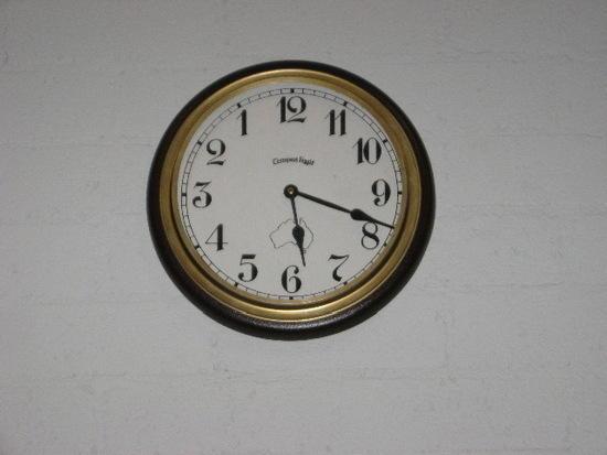 Australian clock