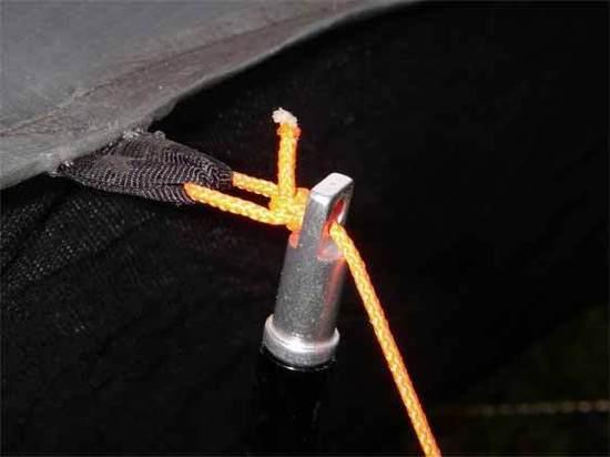 Pole detail
