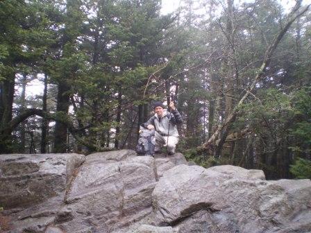 Mount Rogers Summit