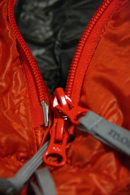 montbell zipper