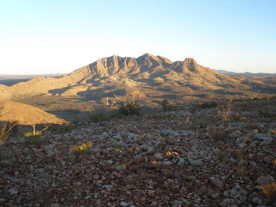 Mt. Sonder
