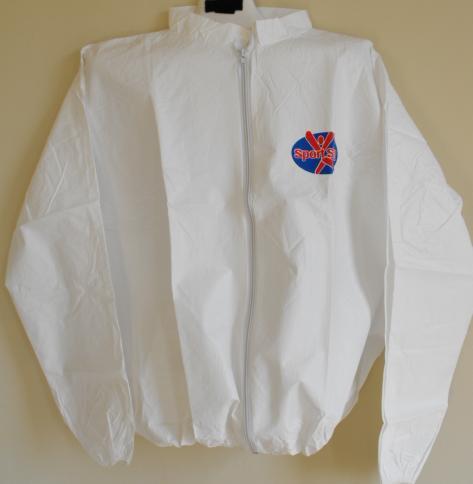 Yankz Tyvek jacket