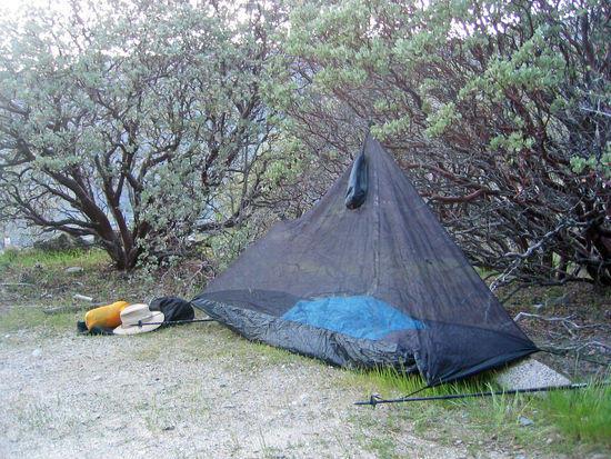 Bob's Serenity Net Tent