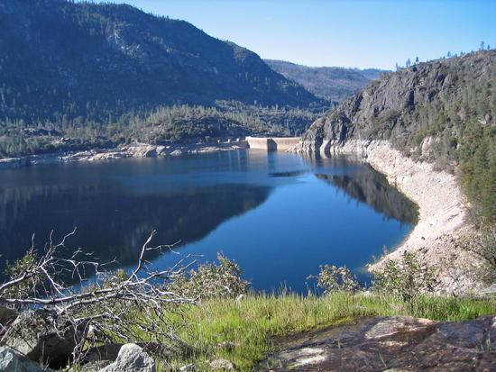 Full View of the Dam