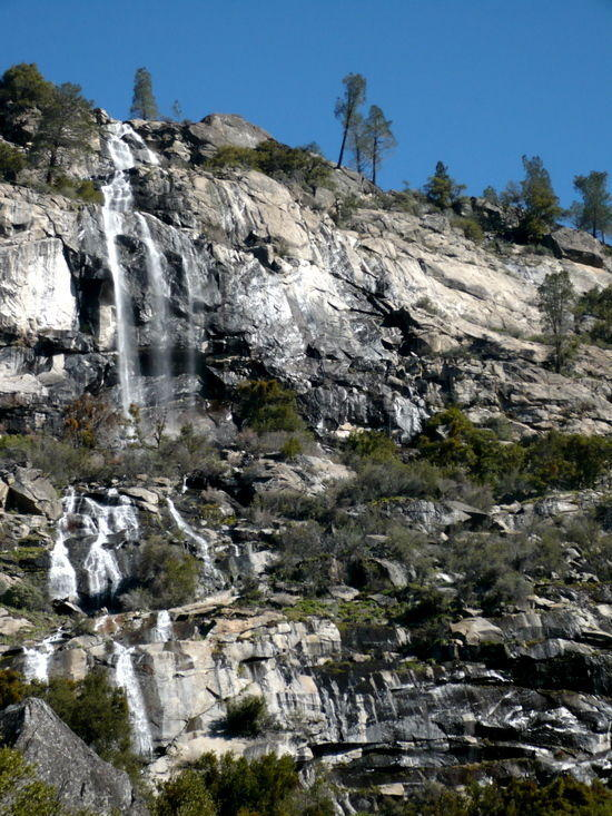 Cameron's Tueeulala Falls
