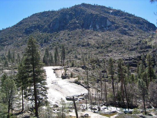 View of Rancheria Falls