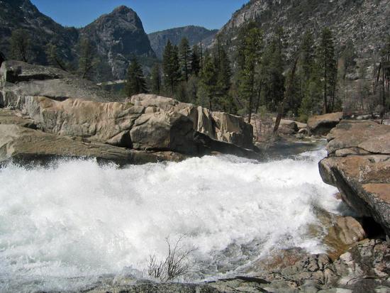 The Rush of White Water