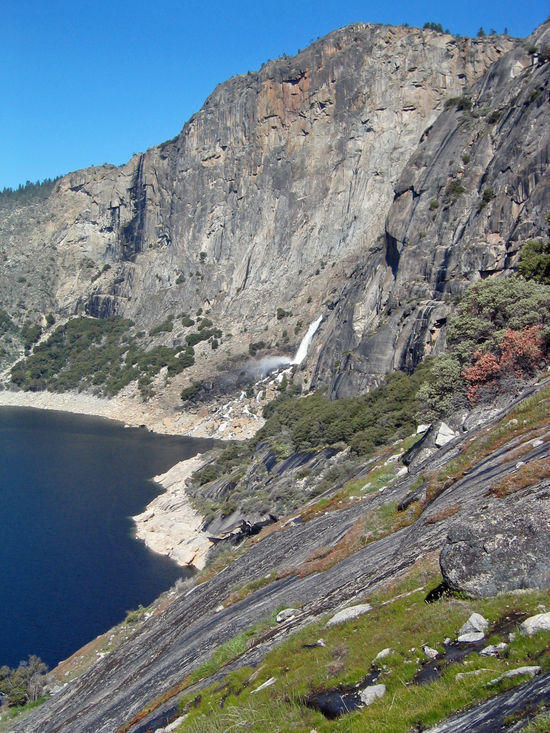 Revisiting Wapama Falls